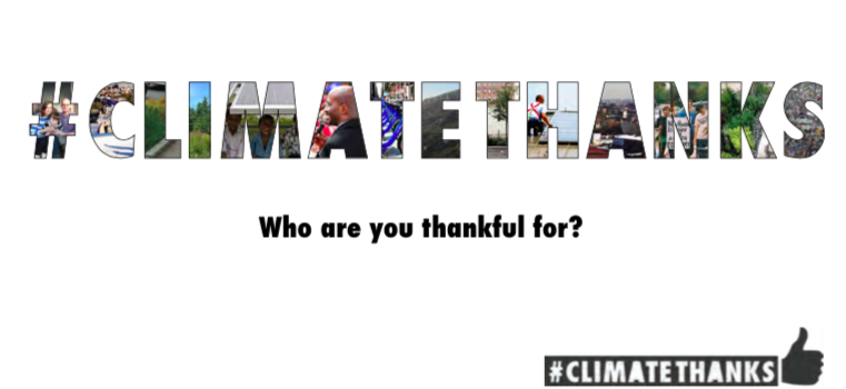 Giving ClimateThanks