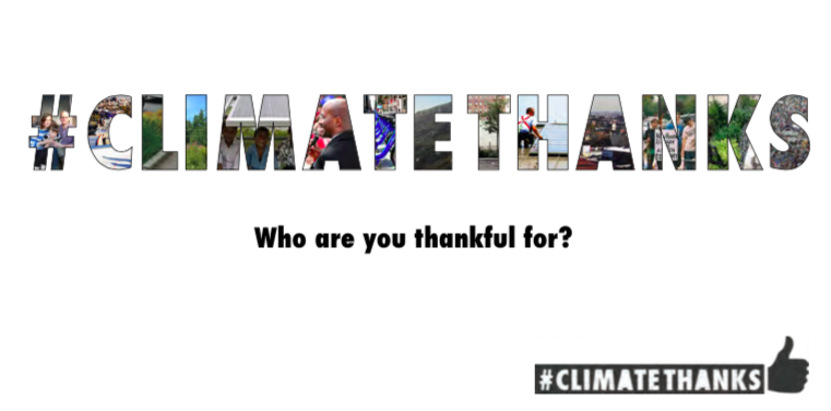 Image for #ClimateThanks