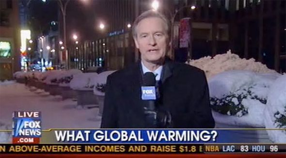 """Media """"Echo Chambers"""" and Climate Change"""