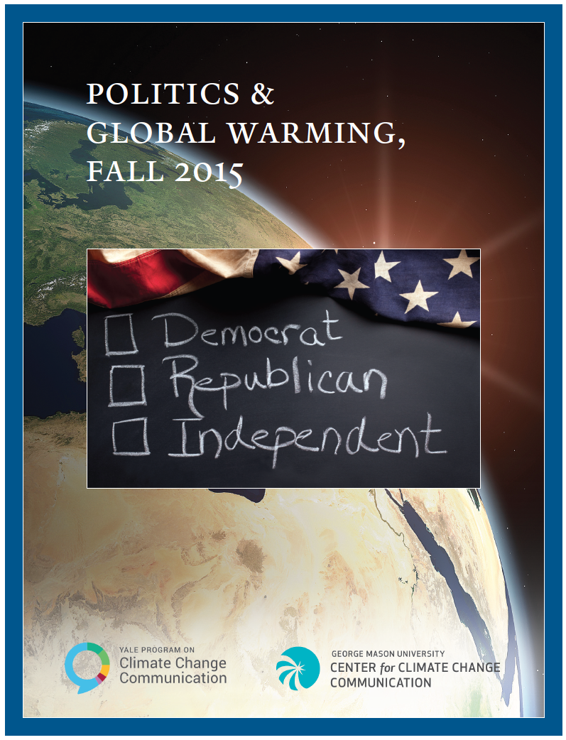 Politics and Global Warming Cover