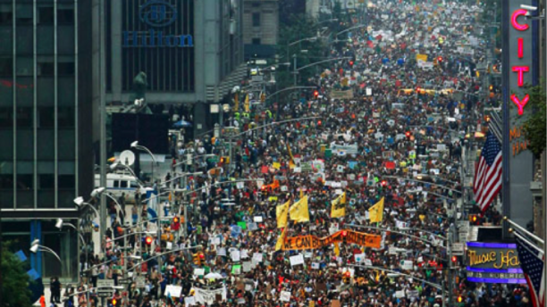 Trump, Climate Mobilization, and the Alarmed