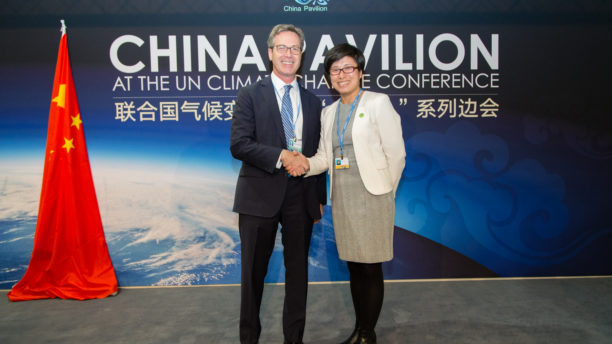 Event: China4C and YPCCC Present Public Opinion Survey Results at COP 23 in Bonn, Germany