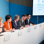 The panel of discussants at the COP 23 side event.
