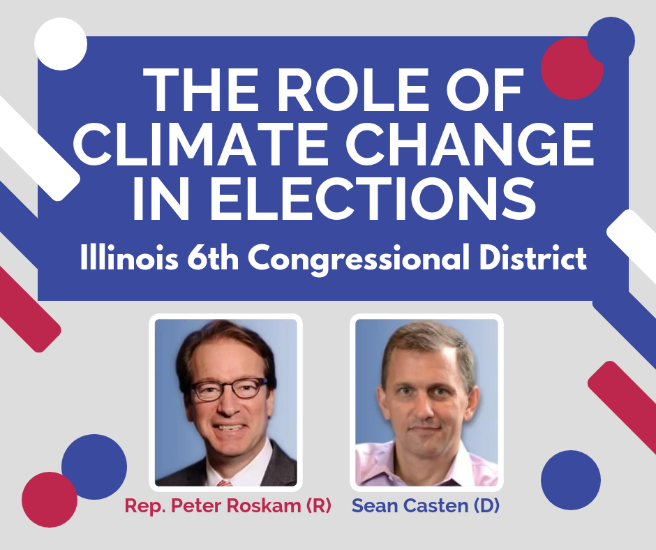 The Role Of Climate Change Policy In Illinois Congressional District