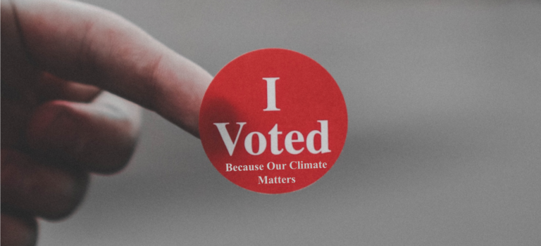 Image result for vote climate change
