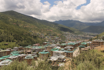 Unstoppable Rivers: Bhutan's quest for energy security and development in a changing climate