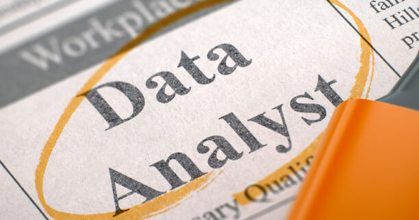 Job Opening For Research Data Analyst